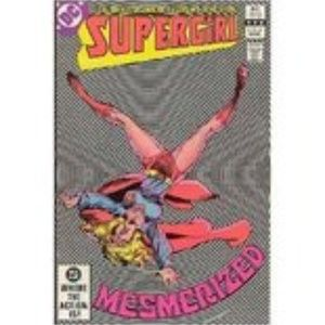 Supergirl comic book Fear Times Four Vol 2 # 5 - M